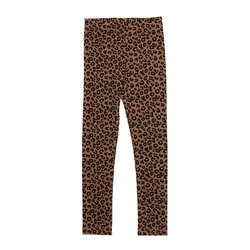 Maed for mini Chocolate leopard AOP / Legging