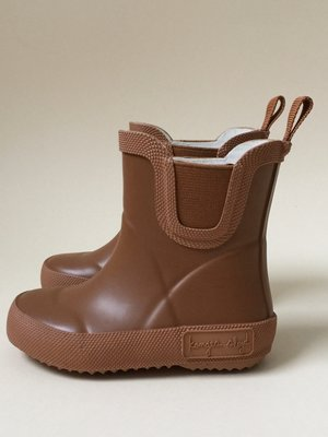 Konges slojd Welly rubber boots caramel