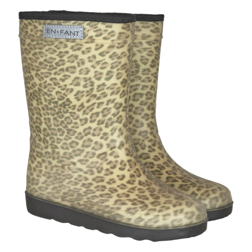 Enfant Thermo boots leo camel