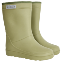 Thermo boot olive