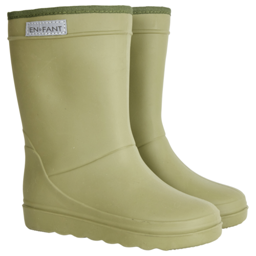 Enfant Thermo boot olive