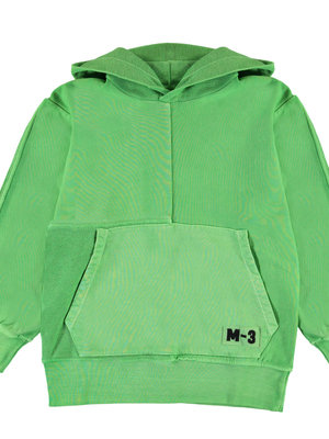 Molo Meqo hoodie Future Green