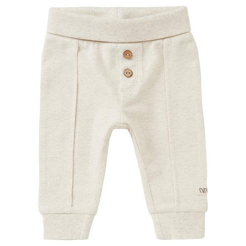 noppies Regular fit Pants Lindley Oatmeal
