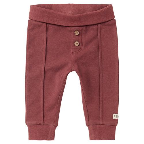 noppies Slim fit Pants Botleng  Mahoganey