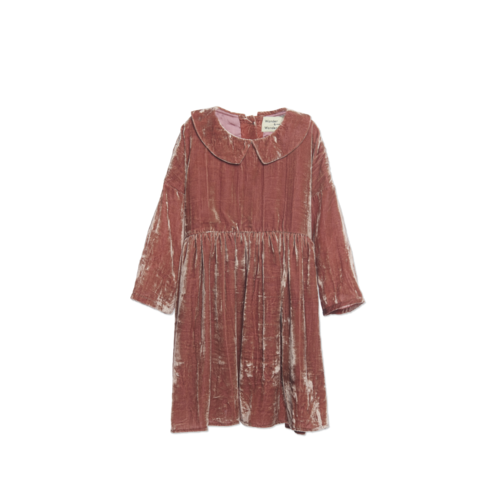 Wander & Wonder Habiba Dress	cider velvet