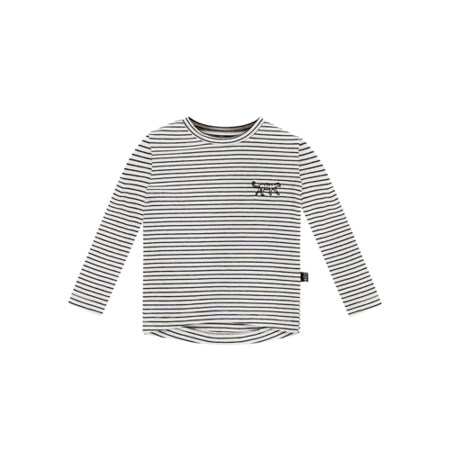 House of Jamie LONG SLEEVE TEE	Little Stripes