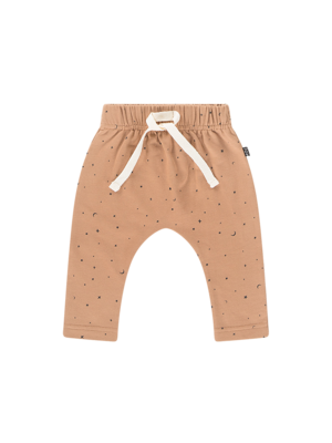 House of Jamie BABY PANTS Little Stars Mocca