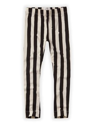 Sproet&Sprout Legging painted stripe off white