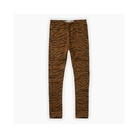 Legging print Tiger caramel