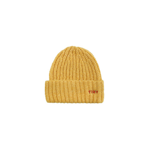 "Tiny cottons ""TINY"" BEANIE*yellow*"