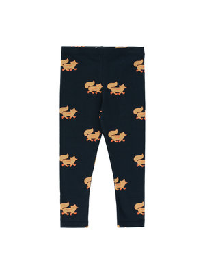 "Tiny cottons FOXES"" PANT *navy/camel*"