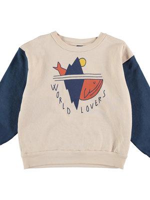 Bonmot Sweatshirt world lovers