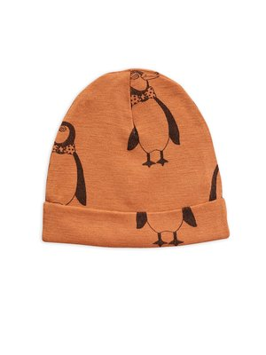 Mini rodini Penguin wool beanie