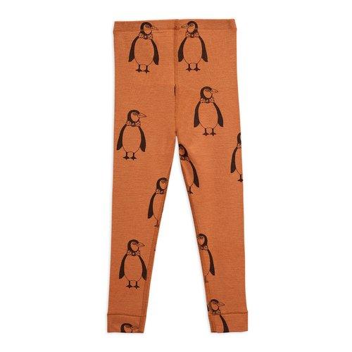 Mini rodini Penguin wool leggins