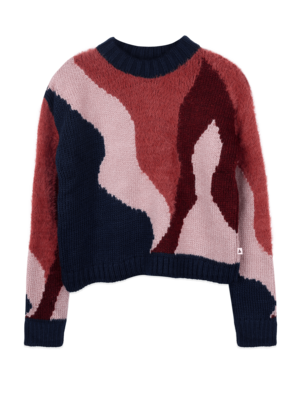ammehoela Roxie Multicolor sweater