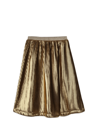 ammehoela Romee Gold skirt