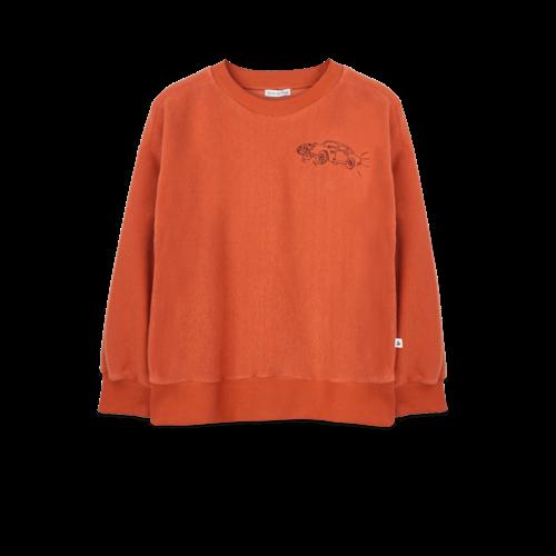 ammehoela Rocky Bombay-Brown sweater