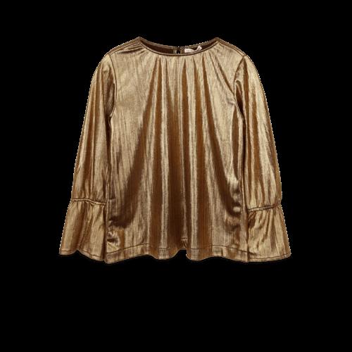 ammehoela Olive Gold blouse
