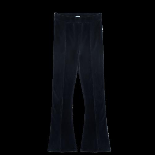 ammehoela Liv Deep-Blue MOM  flared pants