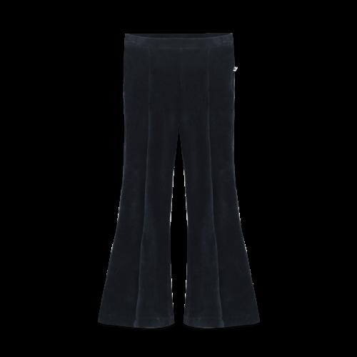 ammehoela Liv Deep-Blue flared pants