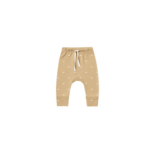 Quincy Mae Drawstring Pant  honey