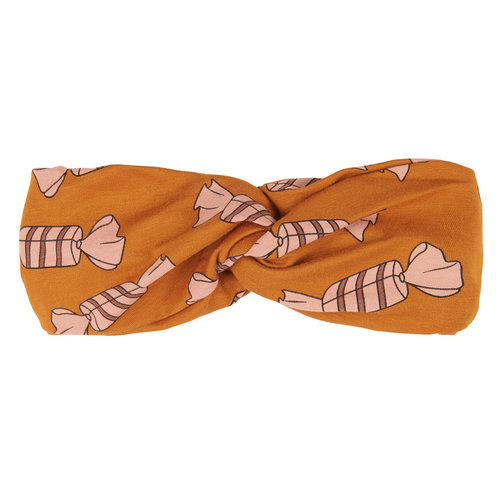 CarlijnQ Candy - twisted headband