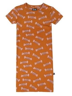 CarlijnQ Candy  T-shirt dress