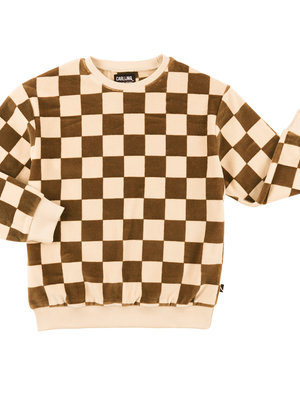 CarlijnQ Checkers - sweater