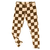 Checkers legging