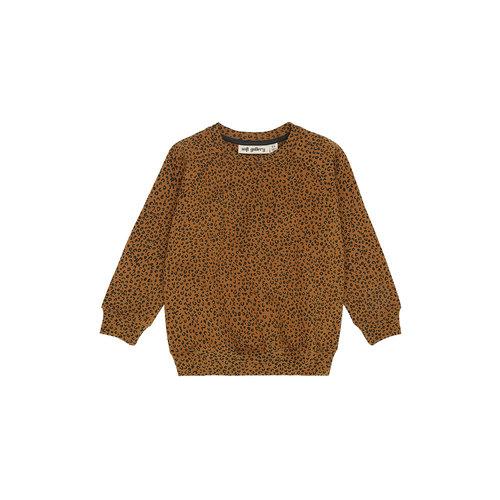 Soft Gallery Chaz Sweatshirt  golden brown
