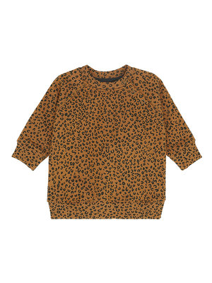 Soft Gallery Alexi sweatshirt golden brown leospot