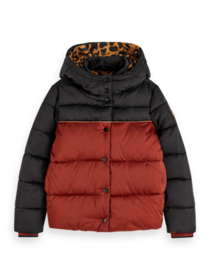 Scotch & Soda Winterjas 157917