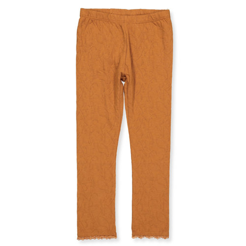 Enfant 91045 - Legging leather brown