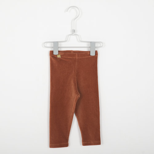 Corduroy leggings tile bb-57