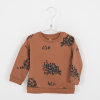 Baby sweater forest tile bb-47