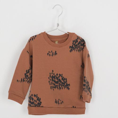 Sweater brushed cotton fleece 51-13