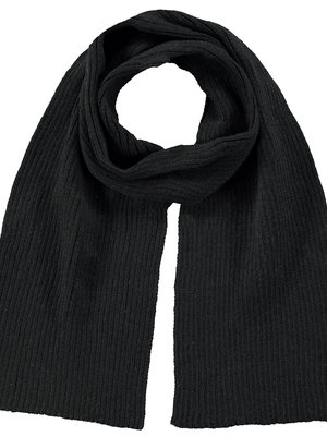 Barts Wilbert Scarf black one size