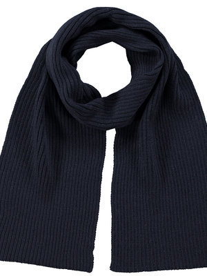 Barts Wilbert Scarf navy one size