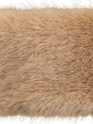 Barts haarband bont light brown
