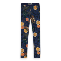 All over printed legging 158029