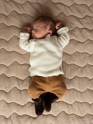 Nanami Baby gebreide ribbroek