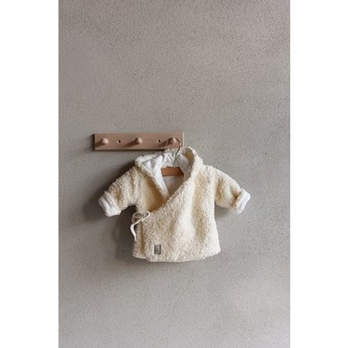 Nanami Teddy jacket newborn 68-74