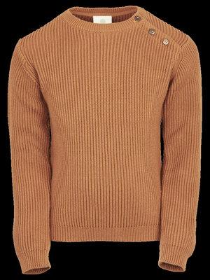 21135 En Fant Knit Pullover - GOTS