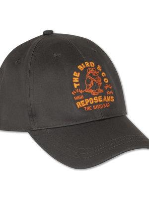 Repose AMS Cap 2507 dark night grey,