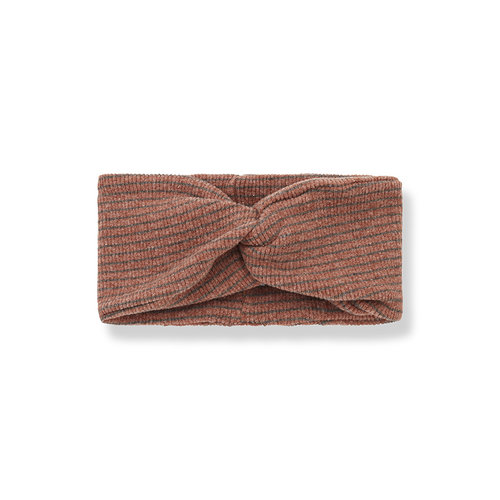 1+ in the family TEMPLE bandeau toffee /terrau