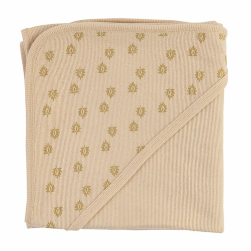 Lodger Dreamer Newborn Wrapblanket 100x100cm - Linen