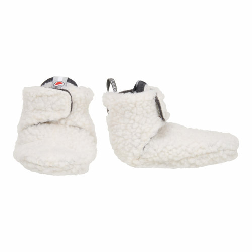 Lodger Slipper Teddy Off-white