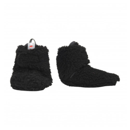 Lodger Slipper Teddy Black
