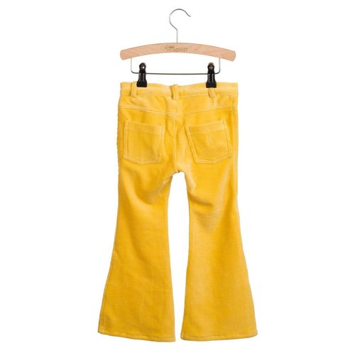 Little Hedonist Bayra flared pants