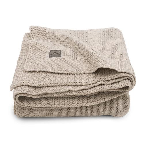 Jollein Wiegdeken 75x100m Bliss knit nougat